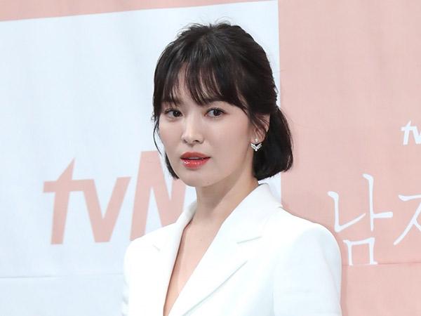 Hormati Sulli, Song Hye Kyo Batalkan Acara Publik Pertamanya di Korea