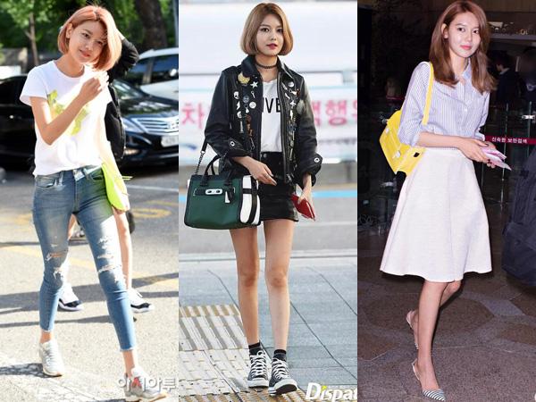 Contek Gaya Fashion Simpel Nan Modis A la Sooyoung SNSD Yuk!