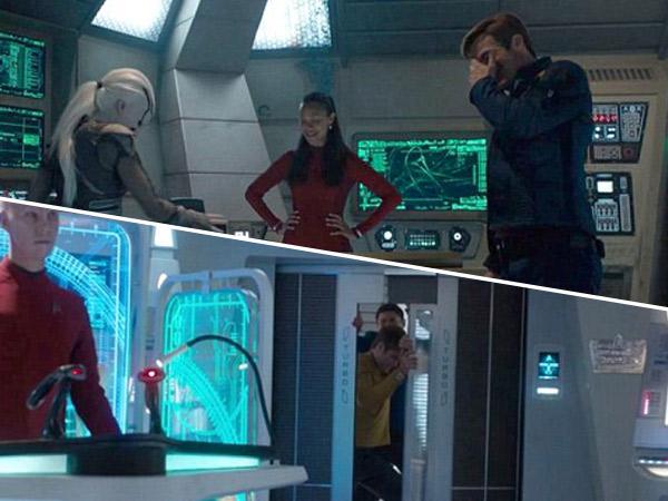 Pintu 'Macet' Sampai Suara Seksi Warnai Tawa Video Kesalahan Film 'Star Trek Beyond'