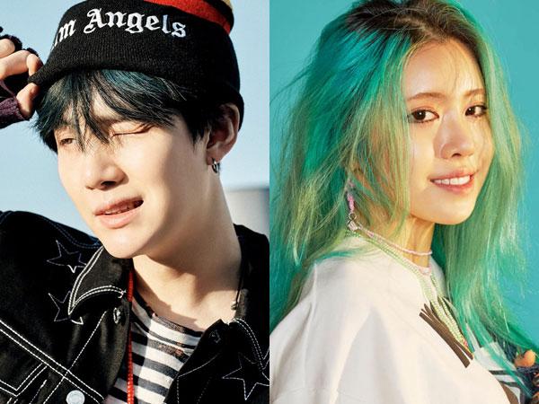 Pertama Kali Buat Lagu Selain untuk BTS, Suga Siap Produseri Penyanyi R&B Ini