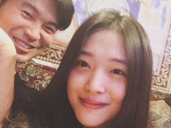 Sulli dan Choiza Pamer Kemesraan Saat Dynamic Duo Rilis Album Baru