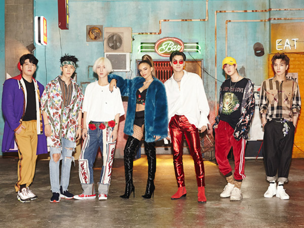 Super Junior Jadi Idola K-Pop Pertama Masuk Billboard's Latin Song Chart!