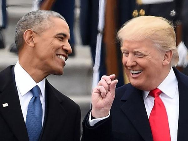 Isi 'Surat Terindah' Barack Obama untuk Donald Trump Terungkap!