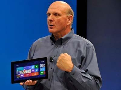 Microsoft Tingkatkan Kemampuan Layar Surface 2