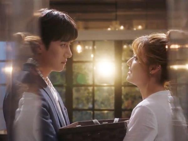 Suasana Penuh Canda Dibalik Adegan Ciuman Ji Chang Wook -Nam Ji Hyun di 'Suspicious Partner'