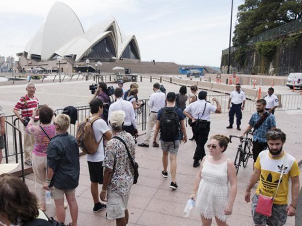 Tidak Hanya Jakarta, Australia Menutup Sydney Opera House Karena Dapat Ancaman Bom