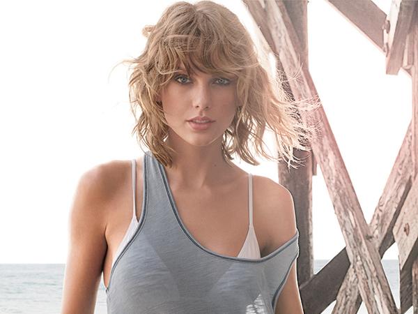 Taylor Swift Lebih Suka Rekaman Album Saat Sedang Jomblo?