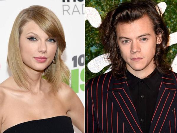 Duh, Taylor Swift dan Harry Styles Dicalonkan Jadi Musisi 'Terjahat' di Tahun 2014!