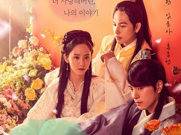 Ada Cinta Segitiga, 'The King Loves' Rilis Skema Hubungan Rumit Antar Karakter