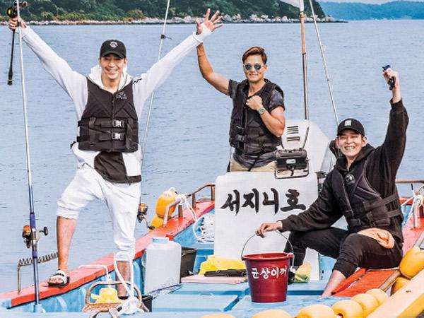 Lanjutkan Keseruan, Ini Kata PD 'Three Meals a Day' Tentang Eric Shinhwa dan Yoon Kyun Sang