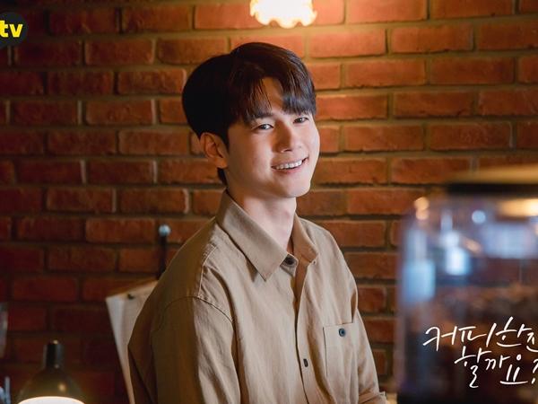 Intip Transformasi Ong Seong Woo Jadi Barista di Drama How About a Cup of Coffee?