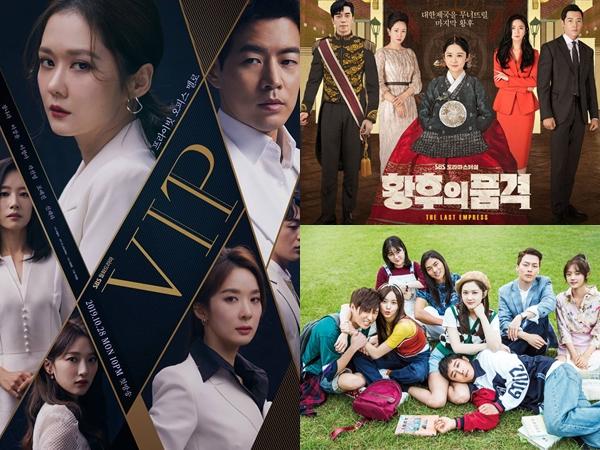 5 Drama Populer yang Diperankan Jang Nara