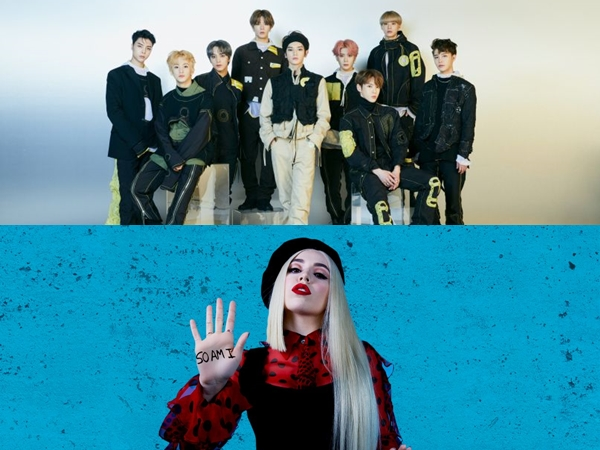 Lagu Kolaborasi NCT 127 dan Ava Max Telah Dirilis, NCTzen Malah Kecewa Karena Hal Ini