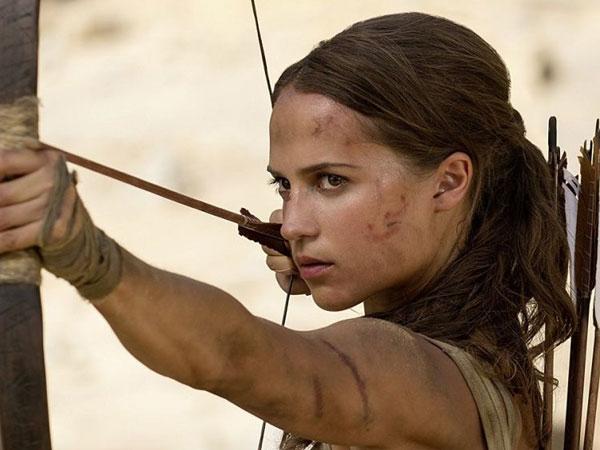 Sukses Di Pasaran, Mampukah 'Tomb Raider' Kuasai Posisi Jawara Box Office?