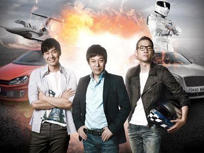 Wah, Helikopter Terjatuh Saat Syuting Top Gear Korea!