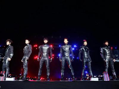 Setelah Jakarta, 2PM Sukses Hibur 7000 Penggemar di Taiwan