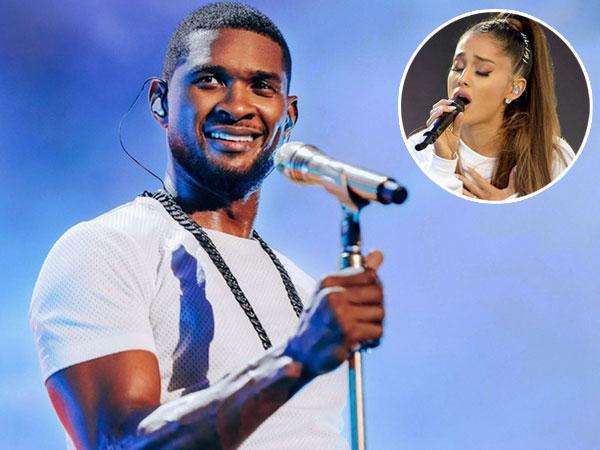 Usher Ungkap Alasan Batal Tampil di Konser Ariana Grande 'One Love Manchester'