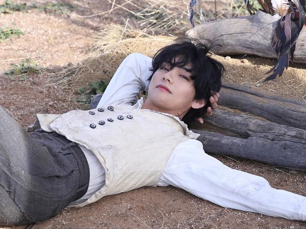 V BTS Dipastikan Isi OST Drama 'Itaewon Class' dengan Lagu Ciptaan Sendiri