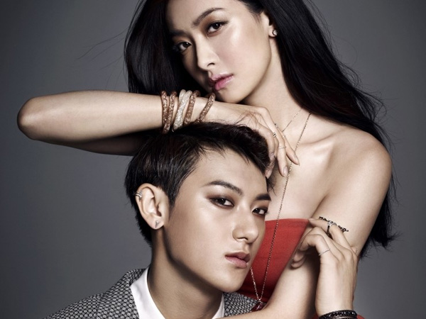 Kisah Cinta Tao EXO dan Victoria f(x) Berlanjut di MV 'Not Alone' Zhang Liyin