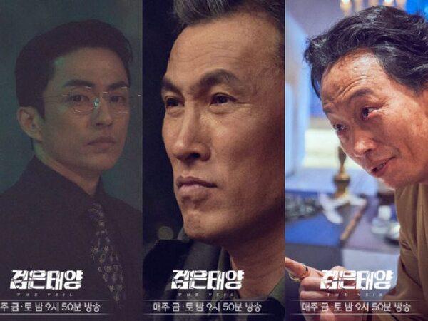 3 Villain Ini Bikin Misi Namgoong Min di 'The Veil' Makin Rumit
