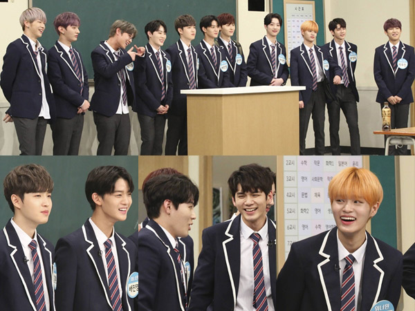 Keseruan Wanna One vs Kang Ho Dong cs di Episode Terbaru 'Knowing Brothers', Super Kocak!