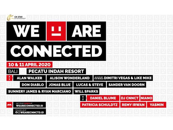 Update Imbas Virus Corona: Festival Musik EDM 'WE ARE CONNECTED' Bali Ditunda
