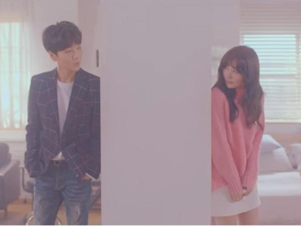 Gemasnya, Yesung SuJu dan Seulgi Red Velvet Kebingungan Ungkap Rasa di MV 'Darling U'