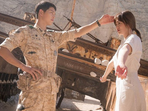 Dirumorkan Pacaran Kedua Kalinya, Agensi Song Hye Kyo dan Song Joong Ki Angkat Bicara