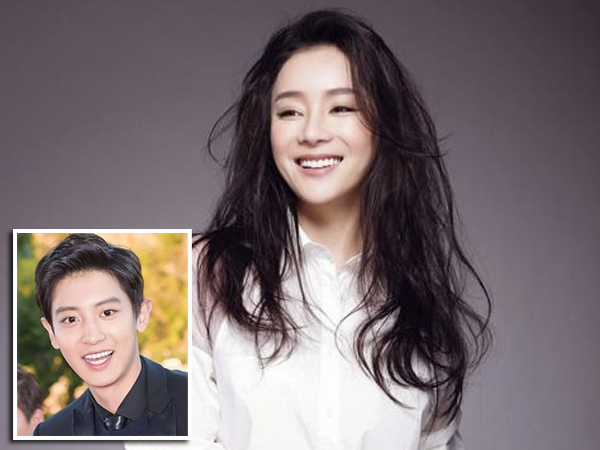 Inikah Aktris Tiongkok Lawan Main Chanyeol EXO Untuk Proyek Film Terbaru?