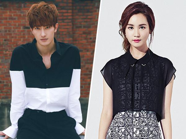 Comeback Akting, Zhoumi Super Junior-M Main Drama Korea-Cina Bareng Lee Da Hae!
