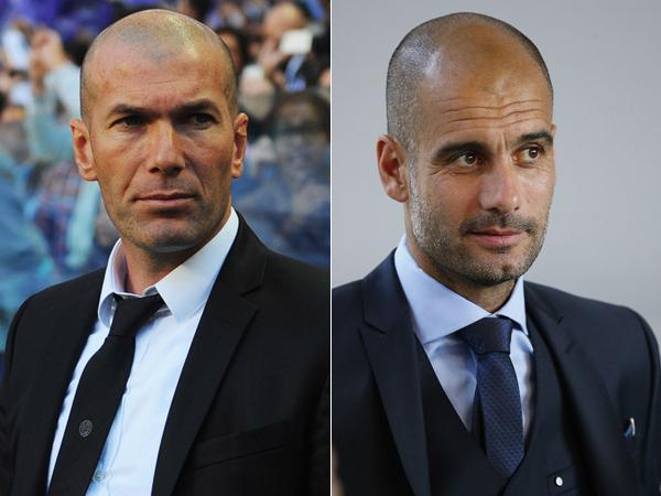 Terima Job Pelatih Madrid, Zinedine Zidane Tak Mau Dibandingkan dengan Pep Guardiola