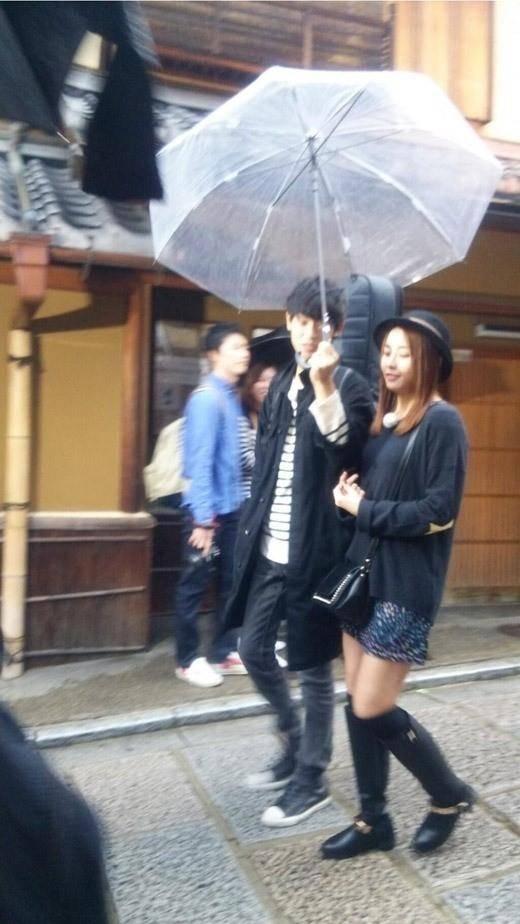 Jung Joon Young Dan Jung Yumi Kencan Romantis Di Jepang