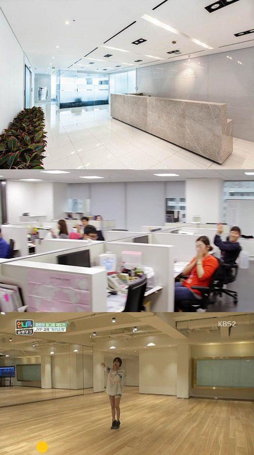 Mengintip Perbedaan Style Gedung Kantor SM Entertainment dan YG ... 566ad4f8a1