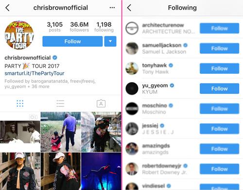 Follow Instagram, Chris Brown Makin 'Cinta' dengan Yugyeom GOT7?