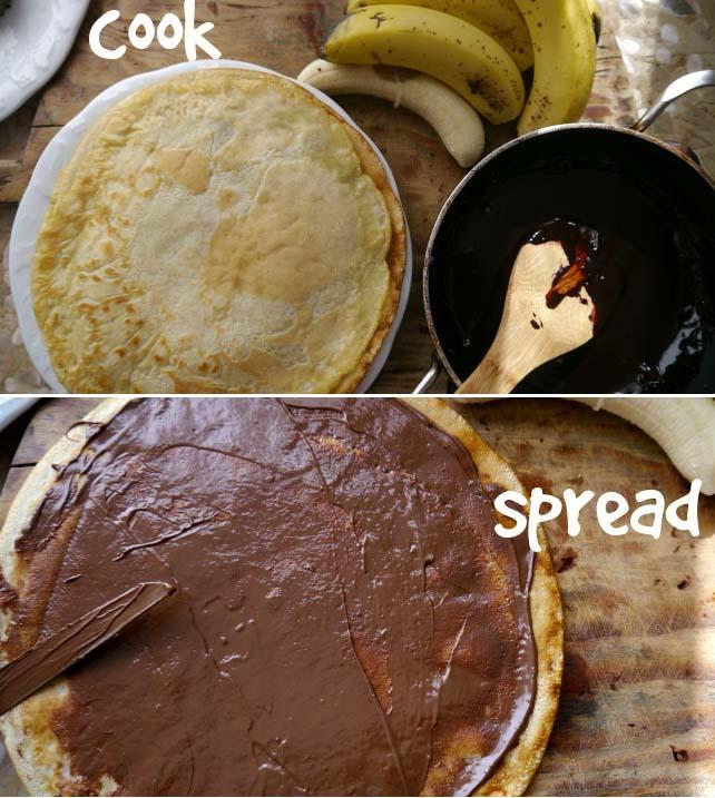 Mau Cemilan Sehat di Akhir Pekan? Yuk, Bikin Pancake Roll