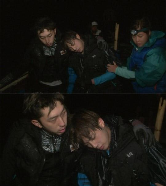 Kelelahan, Jin BTS Sempat Tumbang Saat Syuting 'Law of the