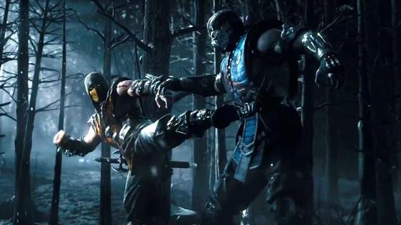 Mortal Kombat X Game Mobile