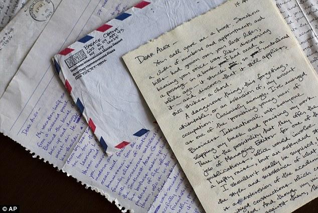 Terungkap Surat Cinta Barack Obama Untuk Kekasih Masa Muda