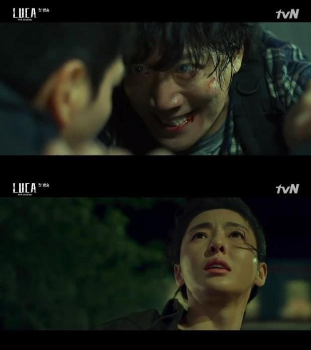 Review Drama Korea Luca The Beginning Teka Teki Eksprimen Dan Manusia Super