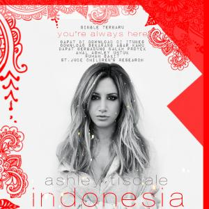Ashley Tisdale Indonesia