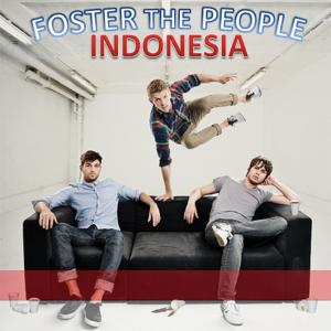 Foster The People Indonesia