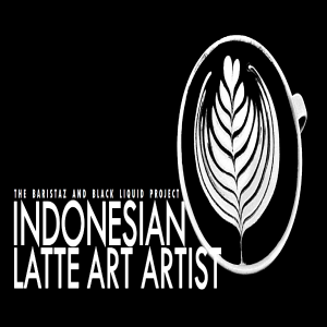 Indonesian Latte Art Artist
