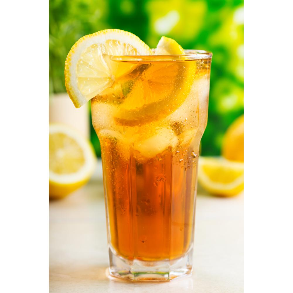 Resep minuman dingin lemon tea