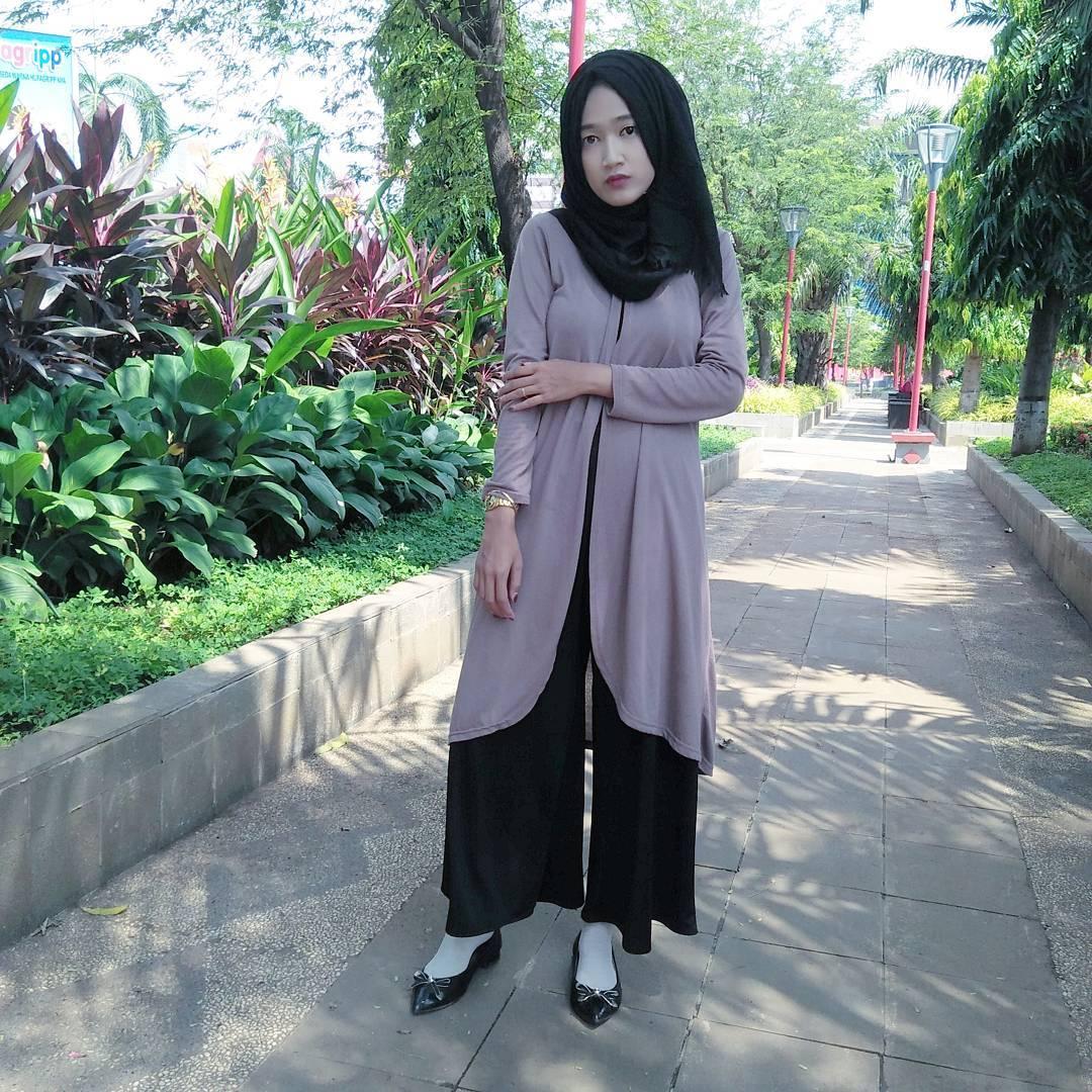 Memakai Jilbab yang Pantas dengan Wujud Wajah