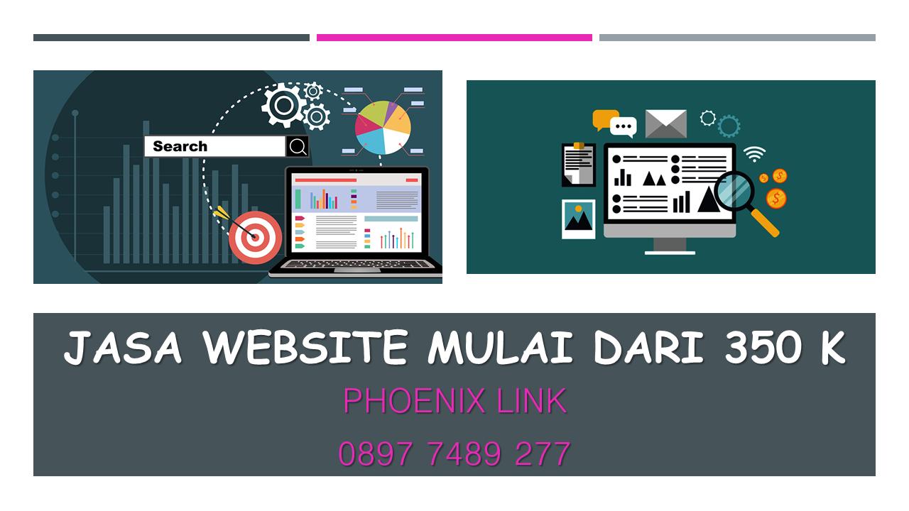 promo jasa pembuatan website murah di surabaya cuma 250rb