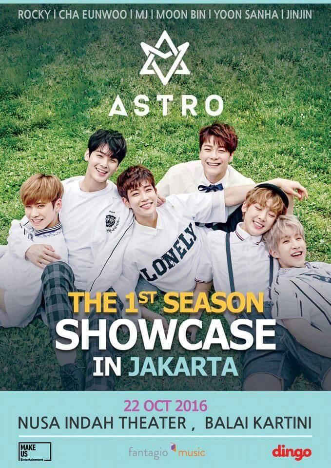 [ANNOUNCEMENT] Pemenang FREETIX SHOWCASE ASTRO di JAKARTA