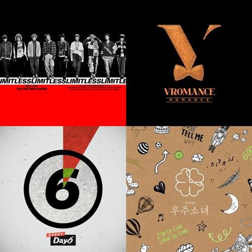 [VOTE] Yuk Vote Juara K-CHART DREAMERS RADIO Minggu ke-4 Januari Periode 14 Januari - 20 Januari 2017