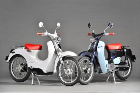 Fenomena Scooter Listrik Berteknologi Mutakhir