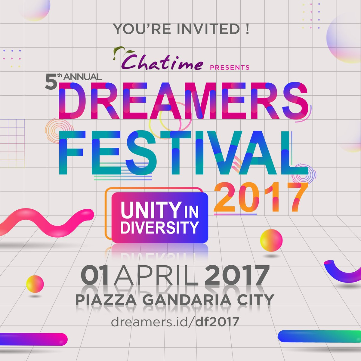 DREAMERS FESTIVAL IS BACK.!!!