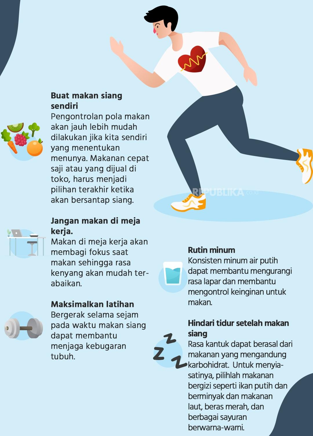 Cara Memulai Hidup Sehat